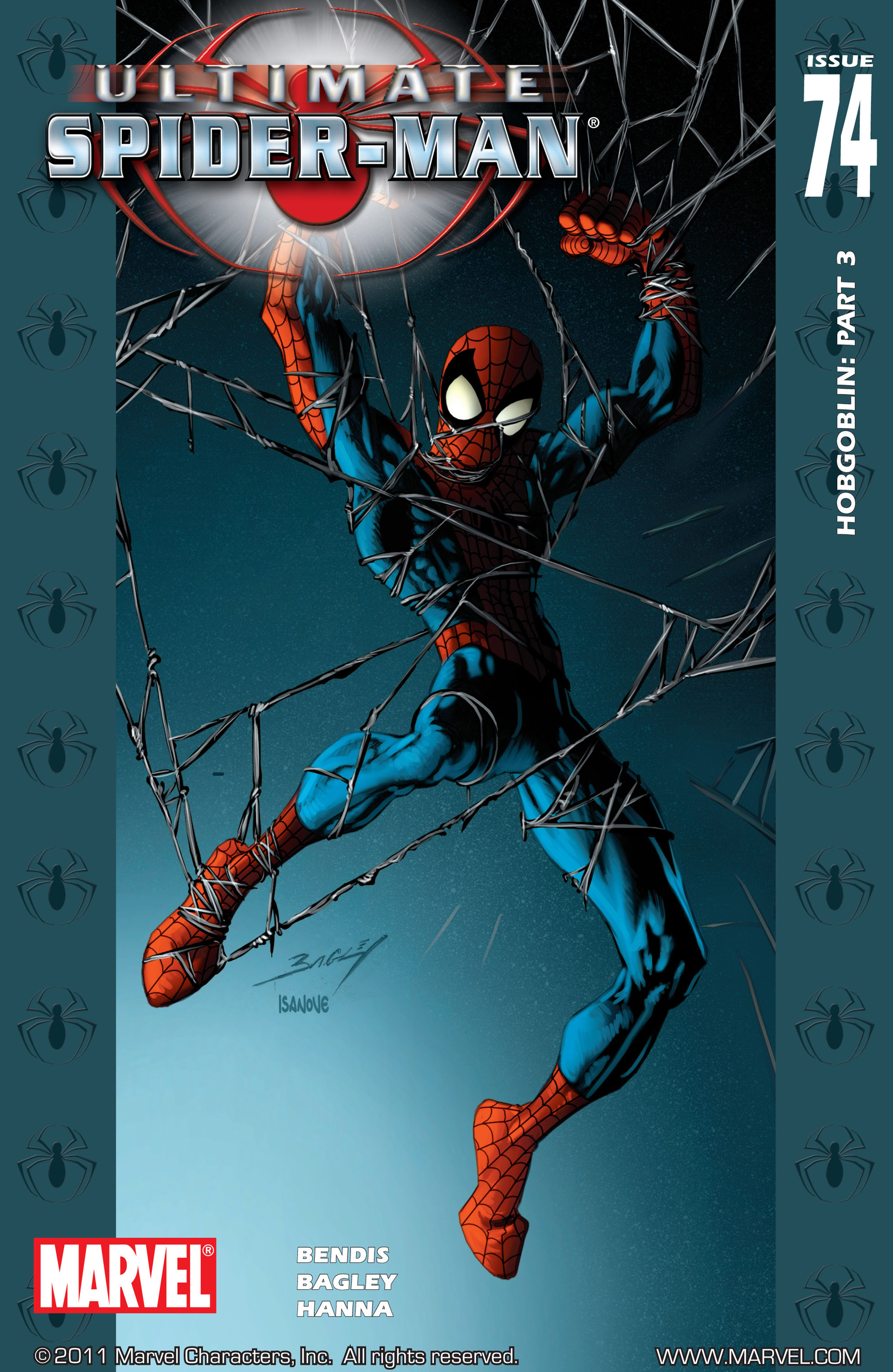 Read online Ultimate Spider-Man (2000) comic -  Issue #74 - 1