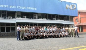 Lowongan Kerja Jobs : MECHANIC FOREMAN, OPERATOR ASSEMBLING TOOLING, QUALITY ASSURANCE SENIOR SPV Min SMA SMK D3 S1 PT Indonesia Multi Colour Printing (PT IMCP)
