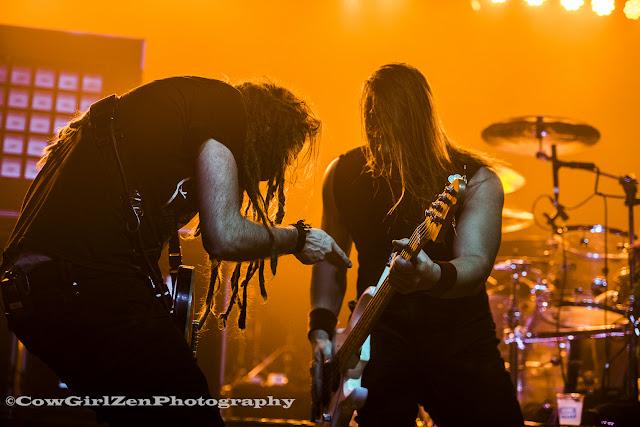 Nonpoint Europe Tour