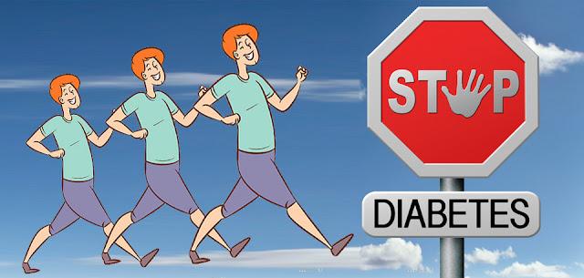 Tiga Tips  Mencegah Diabetes Sejak Dini