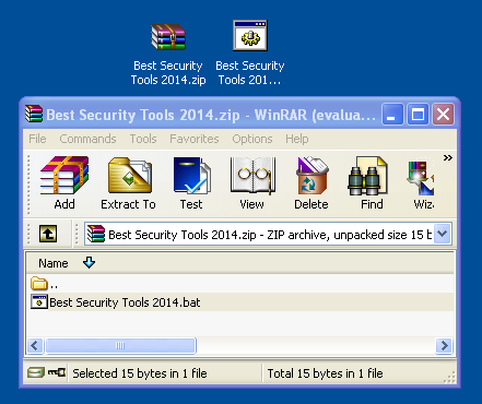 Why you shouldn't open files directly from a ZIP file ~ Hacking
