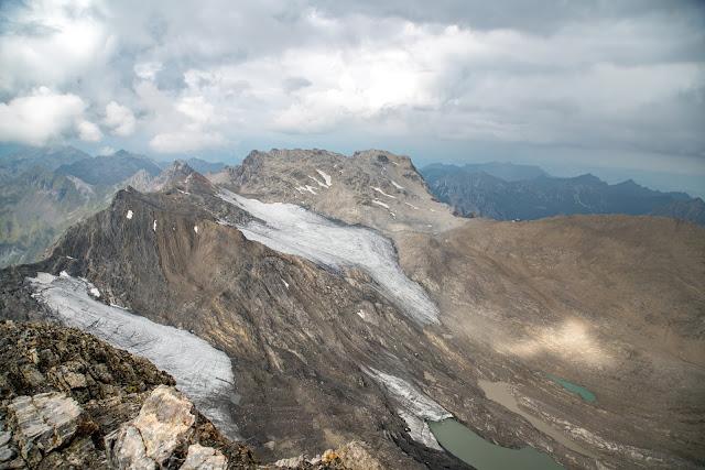 Schesaplana und Totalphütte  Bergtour im Brandertal 10