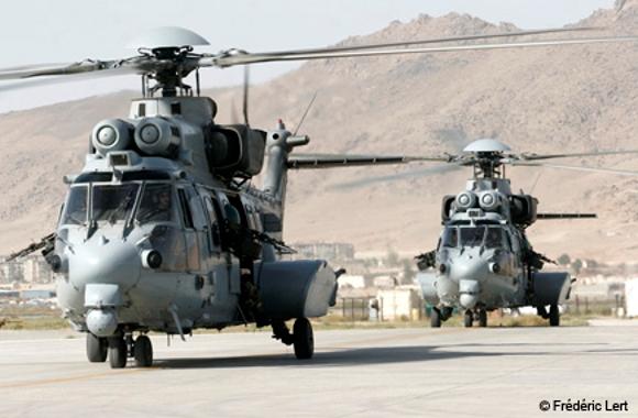 Helikopter EC725