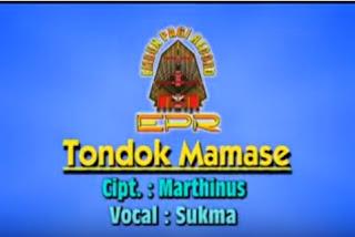 Download Lagu Tondok Mamase (Sukma) Lagu Toraja