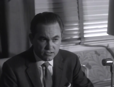 George Wallace as Judge of the Third Judicial Circuit, circa 1958