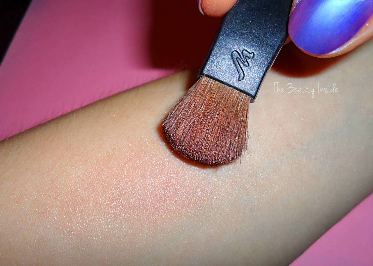 review blush
