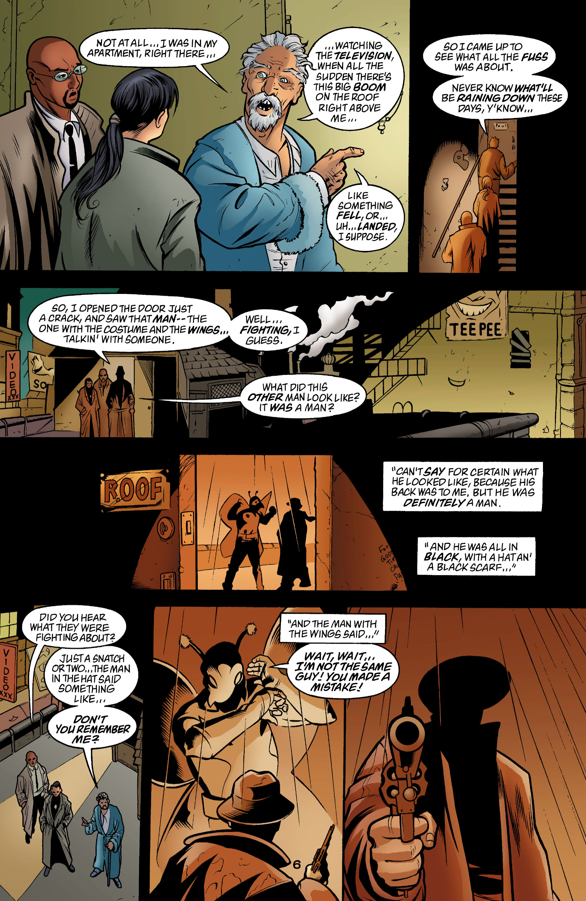 Detective Comics (1937) 777 Page 6