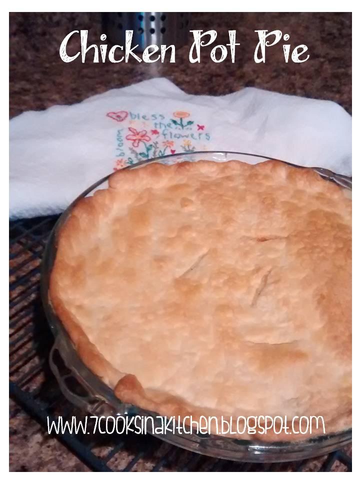 America S Test Kitchen Chicken Pot Pie