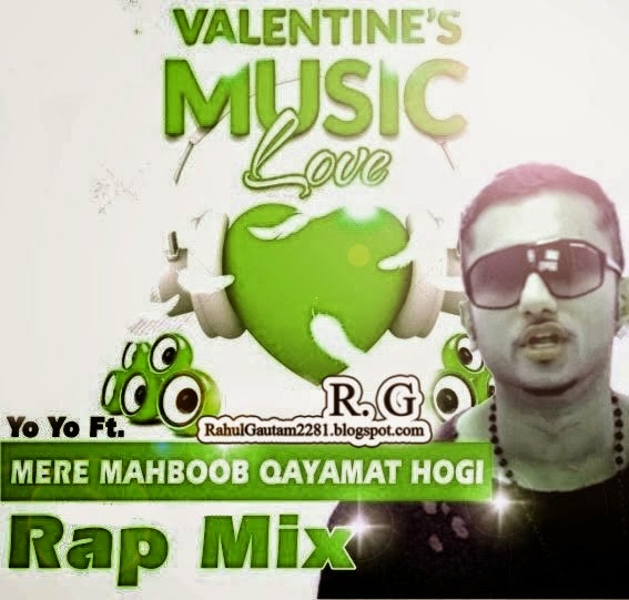 Hay O Meri Jaan Mp3 Song Free Download: Mere Mehboob Qayamat Hogi Lyrics - Honey Singh