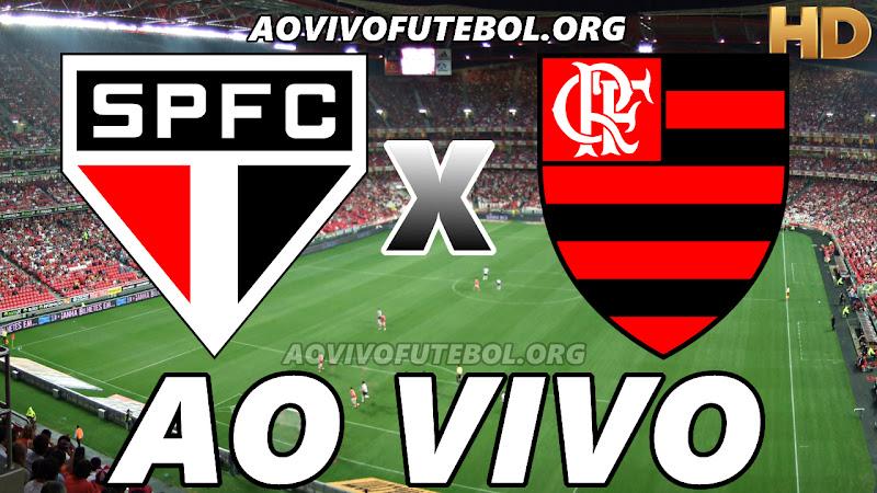 Assistir São Paulo x Flamengo Ao Vivo HD