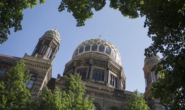 Sinagoga de Berlin