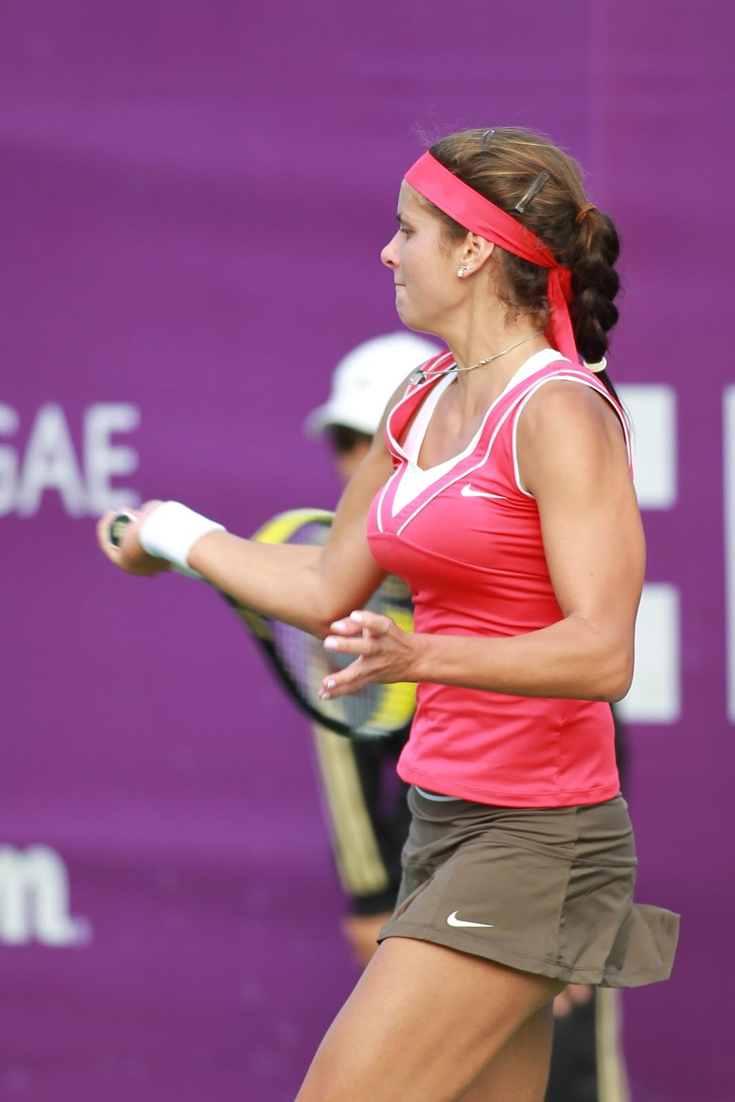 Beauty Of Tennis Julia Goerges