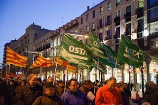 Un sindicalista de OSTA interpone varias denuncias a Therpasa, y la empresa lo denuncia por lo penal