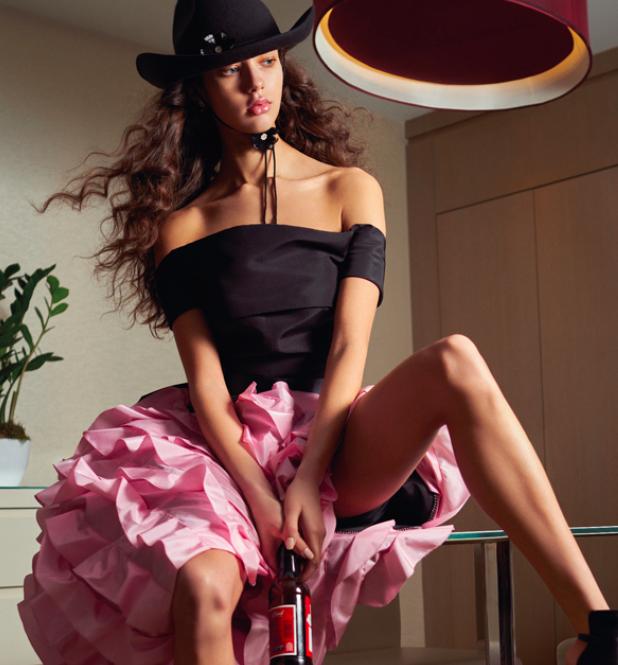 Haute Couture COWGIRL