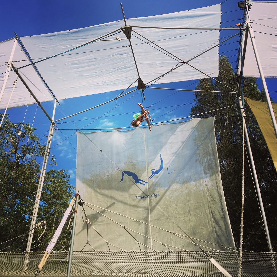 How to pump a trapeze 60