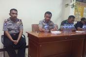 Pertemuan Kapolsek Tambora Dengan Citra Bhayangkara Sub Sektor Angke, Berikut Pesan Kapolsek