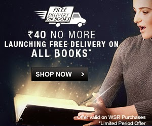 Free Shipping on All Orders for BOOKS @ Flipkart (No Minimum Purchase) Valid till 31st July'14