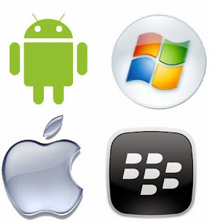 iOS Android WP BlackBerry
