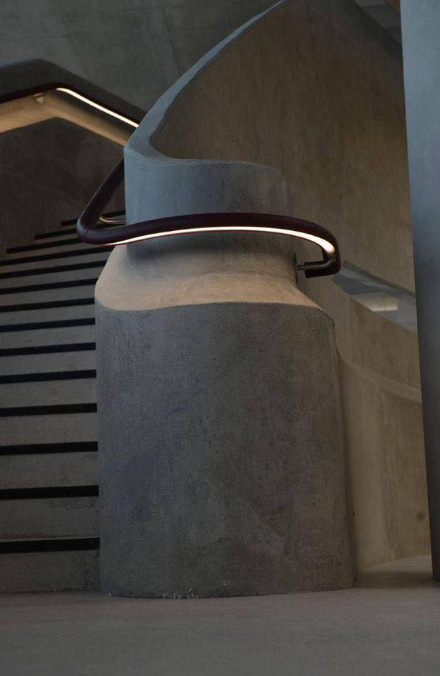 15 Stairway Lighting Ideas For Modern And Contemporary: LED Stairs Lighting Ideas For Modern And Contemporary