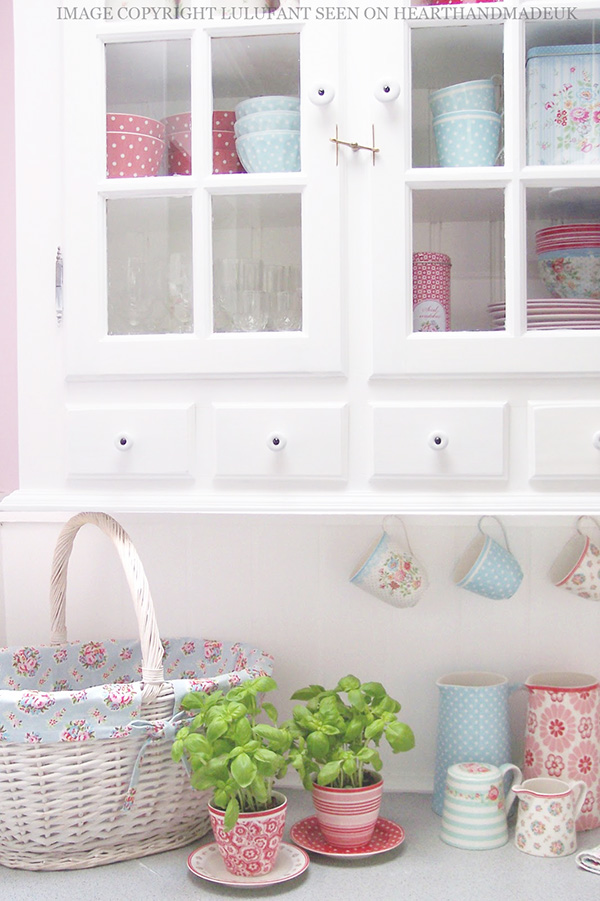 Greengate Kitchen Counter