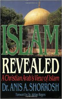 http://www.amazon.com/Islam-Revealed-Christian-Arabs-View/dp/0840730152/ref=sr_1_2?s=books&ie=UTF8&qid=1415937842&sr=1-2&keywords=dr+anis+shorrosh