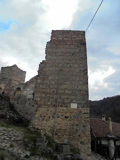 το βυζαντινό σπίτι στο Μελένικο