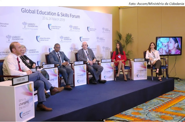 6039af50c Criança Feliz é destaque no Fórum Global de Educação e Habilidades ...