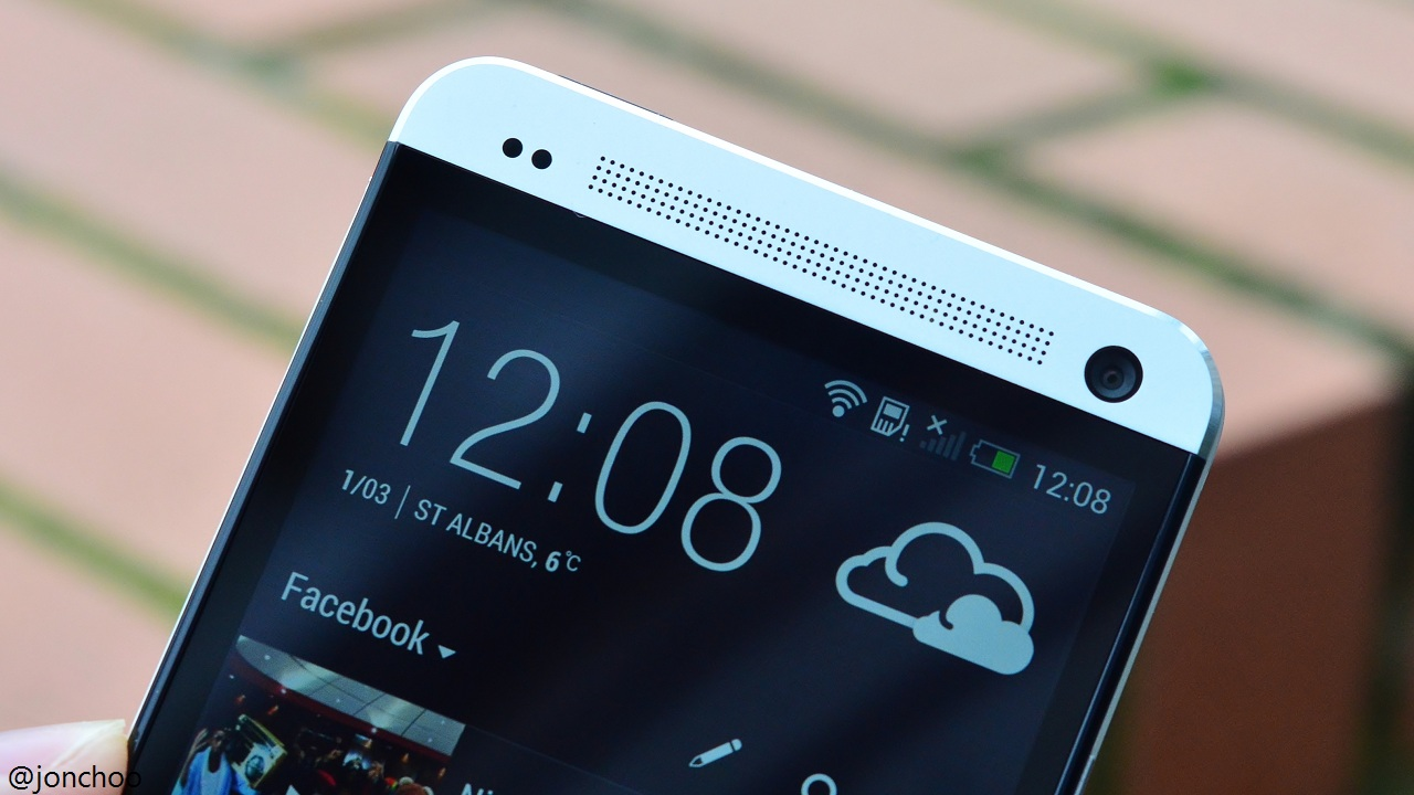 jonchoo: HTC One preview hands-on and first impressions