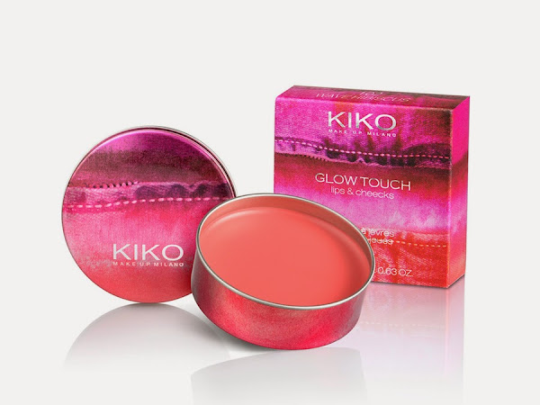 Review: Kiko Glow Touch Lips and cheeks