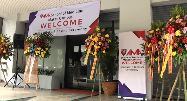 WATCH: Inauguration and Blessing of New AMA School of Medicine Building