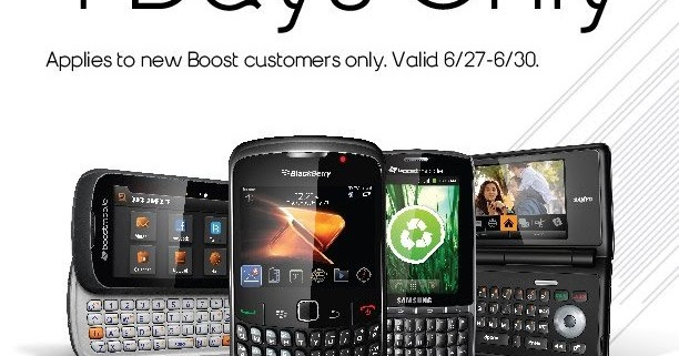 Free Home Phone Service >> Free Boost Mobile Prepaid Phones For New Customers | Prepaid Phone News