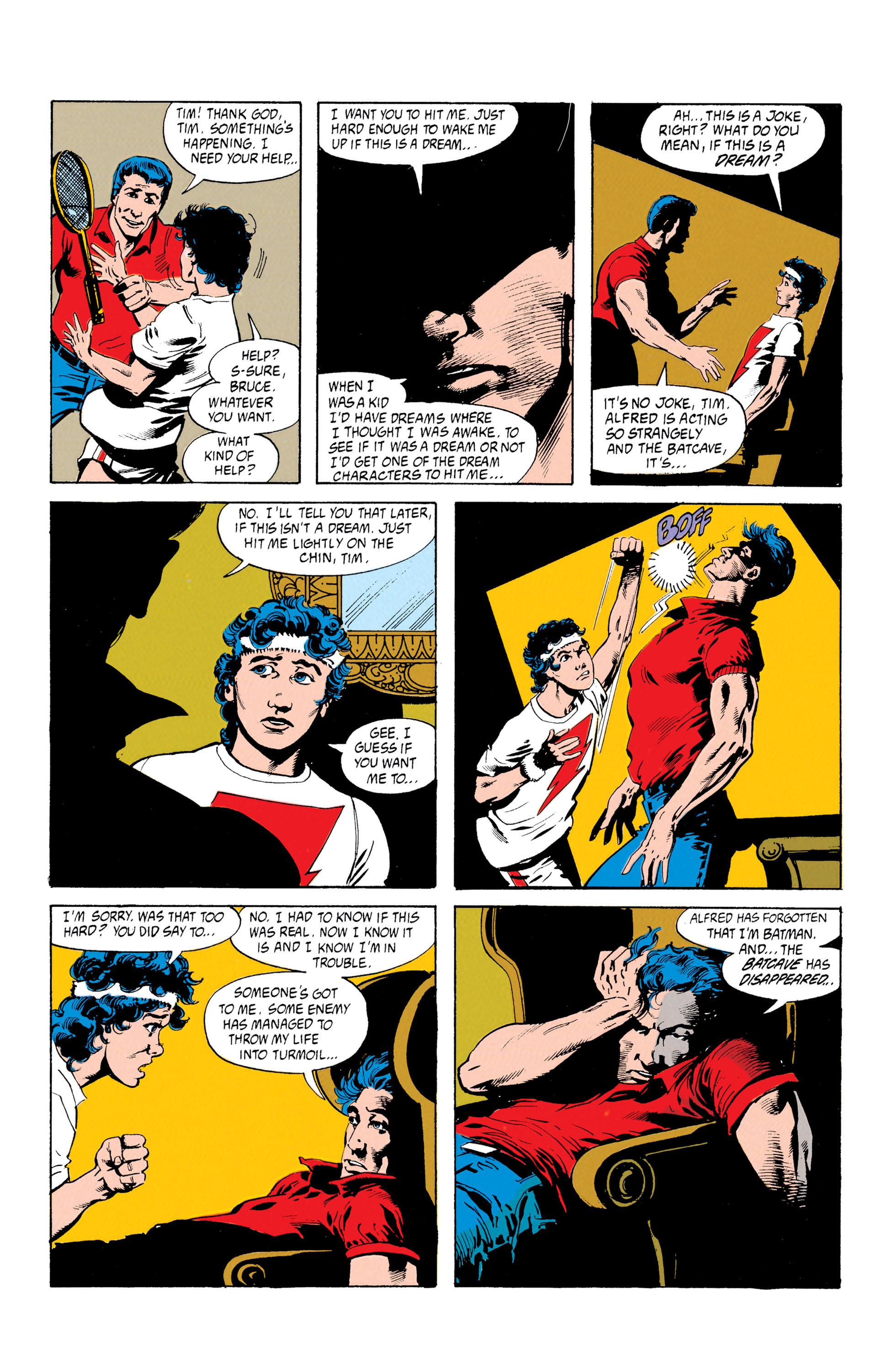 Detective Comics (1937) 633 Page 8