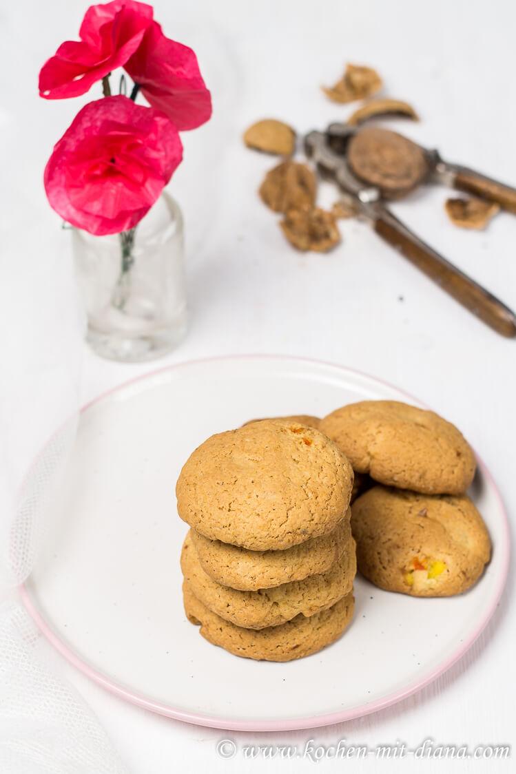 Möhren Kekse