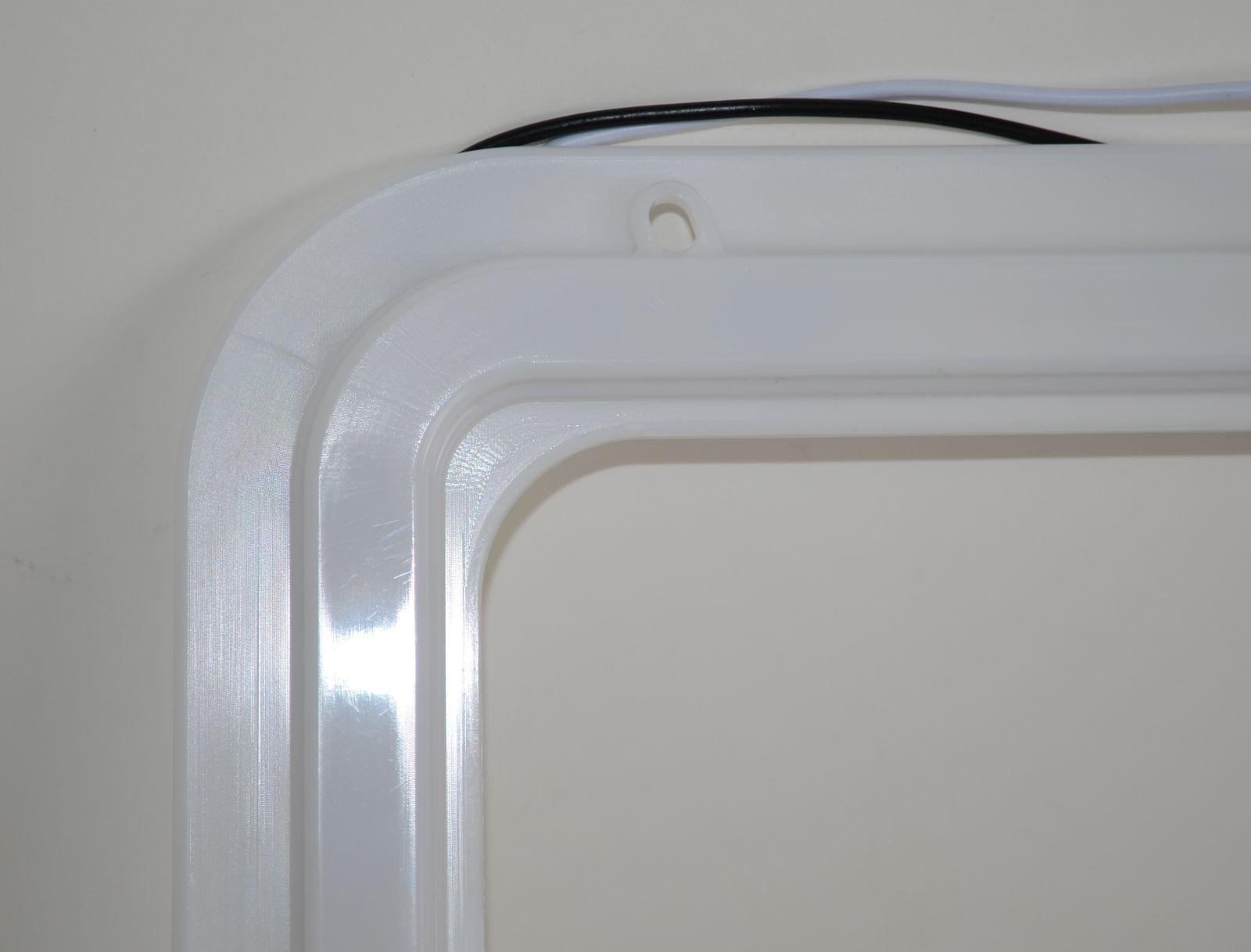 Class A Customs Rv Chandelier Led Light Garnish Ring 12