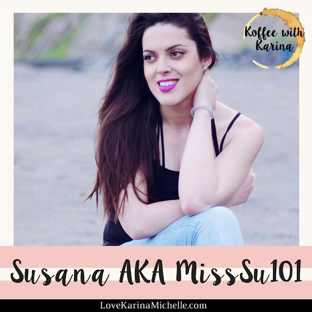 Susana AKA MissSu101 on having a bilingual YouTube channel