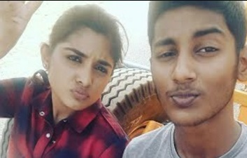 'Nivetha Thomas' brother 'Nikhil Thomas' Awesome NEW Dubsmash