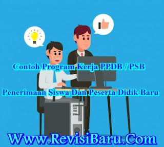 Program Kerja PPDB / PSB