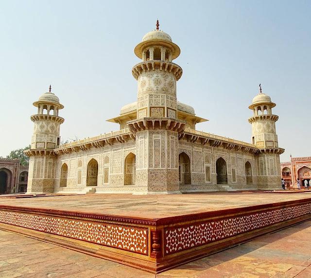 Itmad-ud-daulah or Baby Taj