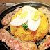 Sizzlin' Steak: Sizzlin' Beef Spanish Rice, Burger Steak, and more!