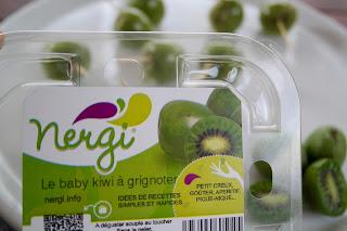 Nergi le baby kiwi