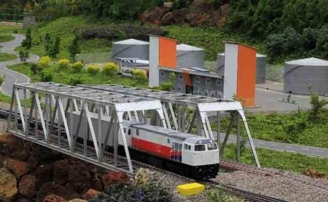 jam buka taman miniatur kereta api lembang bandung