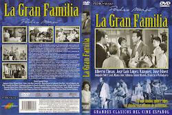La gran familia (1962) - Carátula - Navidad