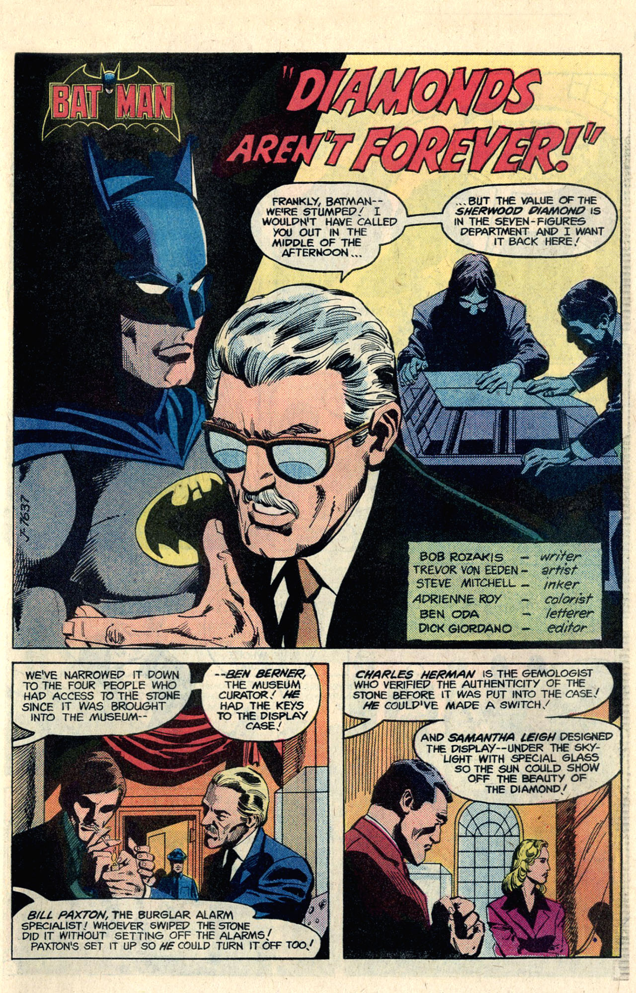 Detective Comics (1937) 507 Page 30