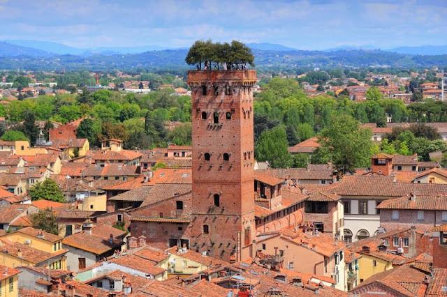 Guinigi Tower de Lucca