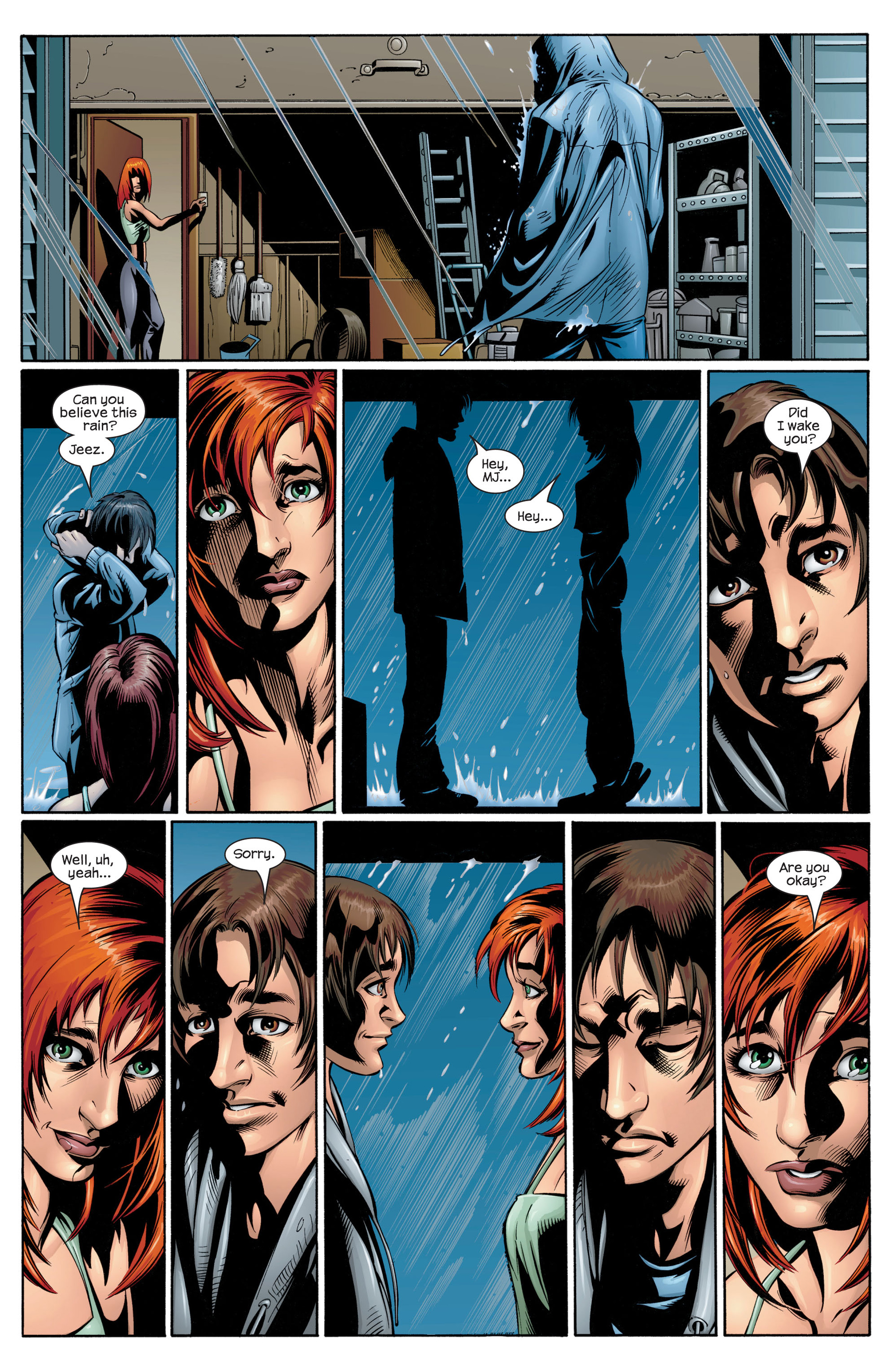 Read online Ultimate Spider-Man (2000) comic -  Issue #37 - 7