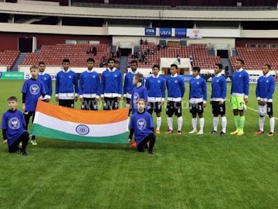 India beat Belarus U-18