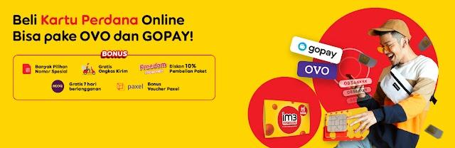Pilih Nomor Sendiri Kartu Perdana Prabayar IM3 Ooredoo via Online