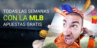 luckia Cada 3 apuestas una gratis en la MLB 12-18 junio