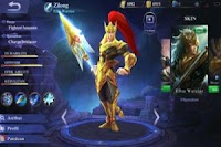 Tips Memilih Emblem, Ability, Gear Hero Zilong Terbaik