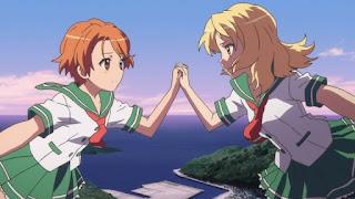 جميع حلقات انمي Natsuiro Kiseki مترجم عدة روابط